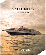 Каталог 2017  Sea Ray Sport Boats