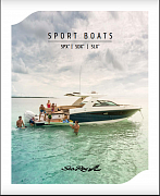 Каталог 2018 Sea Ray Sport Boats