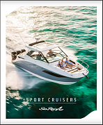 Каталог 2018 Sea Ray Sport Cruiser Sundancers